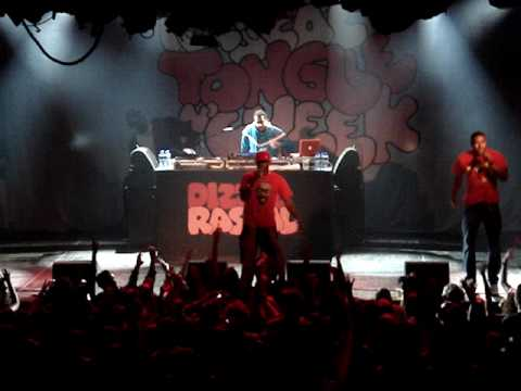 Dizzee Rascal- Bad Behaviour LIVE@ Melkweg Amsterdam