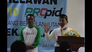 Arifin Makin Lengket dengan Cabup Hafidz, Deklarasikan Relawan Pro Mbah Kapid (Propid)