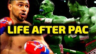 THURMAN SPEAKS! The 2 lessons MANNY PACQUIAO taught KEITH THURMAN in the ring!
