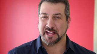 Joey Fatone is over 'N Sync's dance moves