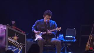John Mayer - Waiting on the World to Change ( Live at iHeart Theater in LA 10/24/2018)