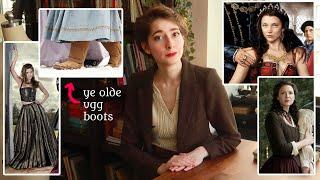 Dress Historian Analyzes 'Historical' Film Costumes 😳
