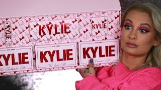 KYLIE COSMETICS VALENTINES DAY COLLECTION REVIEW