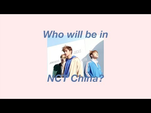 Who will debut in NCT China? (ft. new NCT members spotted)