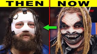10 WWE Wrestlers Who Changed Their Mask or Stopped Wearing a Mask - Bray Wyatt & more