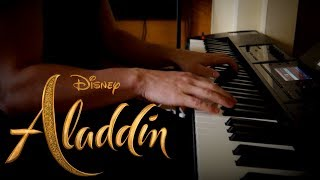 Speechless - Naomi Scott - Aladdin (2019) | Piano Cover