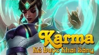 Karma Guide - Cách chơi lên đồ Build cho Karma