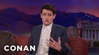 """Zach Woods & His """"Silicon Valley"""" Character Both Talk In Their Sleep"""