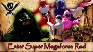 It's Morphin Time Enter Super Megaforce Red