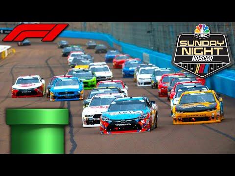 NASCAR, but NOTHING Makes Sense