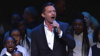 "Harlem Village Academies: Hugh Jackman Performs ""This Is Me"" to Support the Children of HVA"