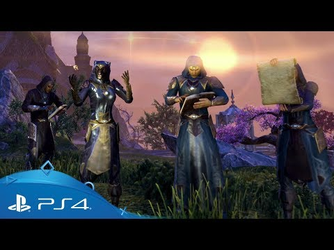 The Elder Scrolls Online | Summerset Hikâyesi Fragmanı | PS4