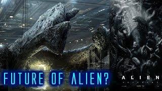 Future of Alien Franchise - Alien Covenant 2 - Alien 5 - Merger News/Rumor