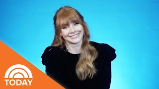 Bryce Dallas Howard Learned To Love Her 'Baby-Making Hips' Once She Had Babies | TODAY