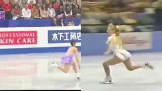 Ladies' Triple Axel (3A): from Ito to Tuktamysheva