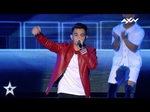 Neil Rey Garcia Llanes Semi-Final 1 - VOTING CLOSED | Asia's Got Talent 2017