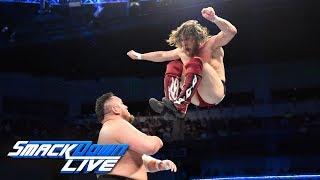 Daniel Bryan vs. Samoa Joe – Gauntlet Match Part 2: SmackDown LIVE, June 19, 2018