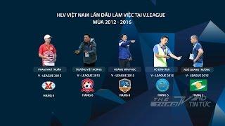 Phạm Minh Đức, Nguyễn Đức Thắng và chuyện những HLV lần đầu cầm quân tại V.League