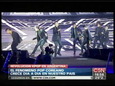 C5N - EN EL LUGAR JUSTO: REVOLUCION KPOP EN ARGENTINA