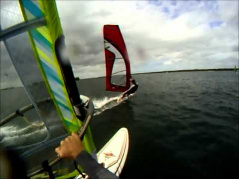 Windsurfing - close ups