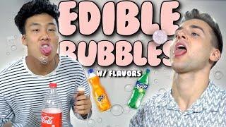 Edible Bubbles? (Craziest Vat19 Products)