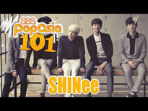 PopAsia 101 - SHINee (샤이니)