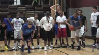 AAU Tryouts Documentary: Day 1