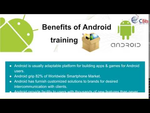 Android training in Chandigarh