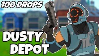 100 Drops - [Dusty Depot]