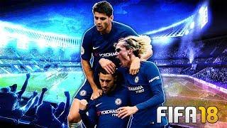 ESSE É O CHELSEA QUE EU CONHEÇO l MODO CARREIRA #30 l FIFA 18
