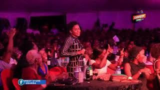 Alex Muhangi Comedy Store May 2018 - Flirsh Flavia/Kyazze Peters
