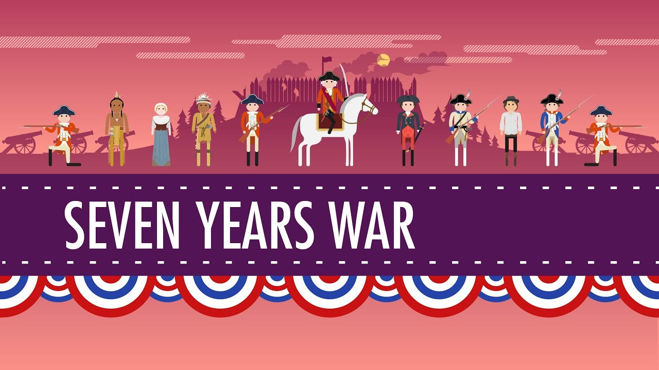 The Seven Years War And The Great Awakening: Crash Course