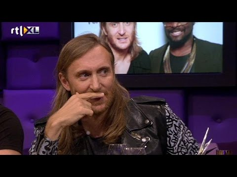Baixar David Guetta over flashmob: Ik moest huilen - RTL LATE NIGHT