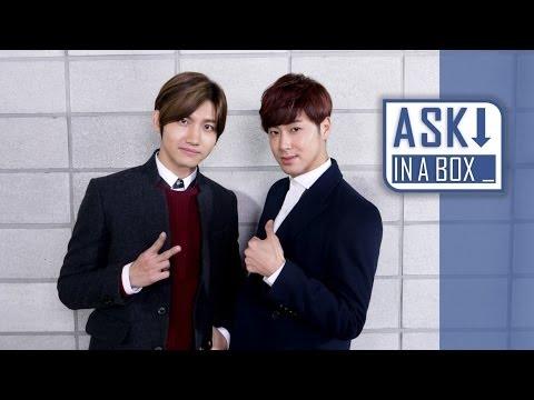 ASK IN A BOX: TVXQ!(동방신기)_Something(썸씽) [ENG/JPN/CHN SUB]