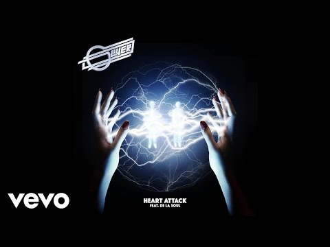 Oliver - Heart Attack (Audio) ft. De La Soul