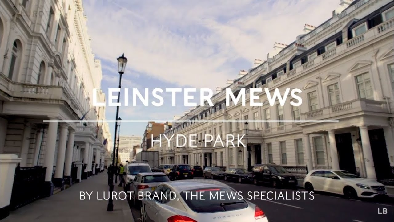 Leinster Mews