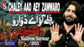 Nadeem Sarwar | Chalay Aao Aey Zawaro | 2013 |  نديم سروار- تزوروني