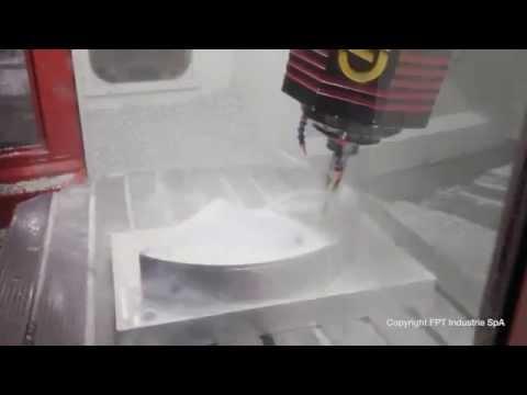 FPT Industries STINGER - Vertical Milling Machine (Alloy Wheel)