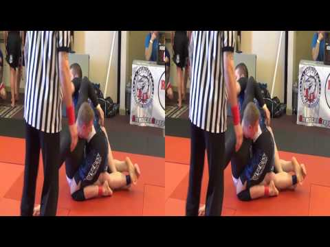 Funny Brazilian Jiu Jitsu Match 3D video