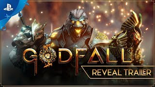 Godfall - Reveal Trailer | PS5