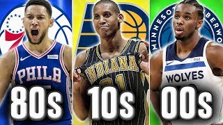 10 NBA Players Who Are Playing In The Wrong Era