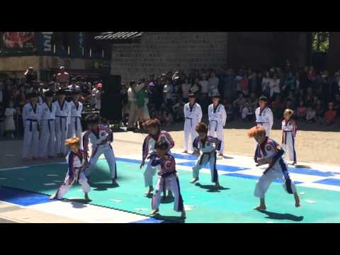 BTS, EXO, 2PM...K-Pop meets TaeKwonDo! Seoul Square TKD performance