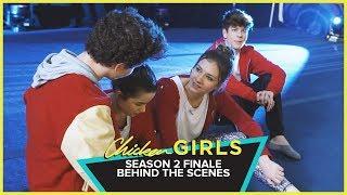 CHICKEN GIRLS   Behind the Scenes: Season 2 Finale