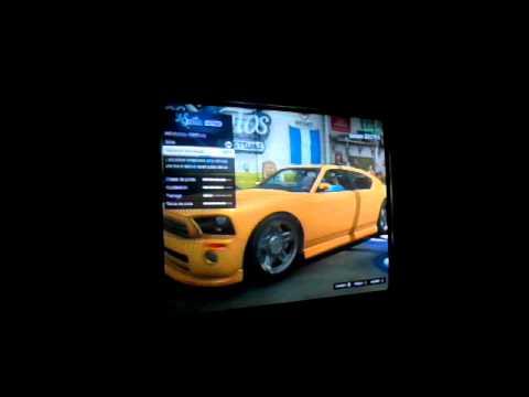 GTA 5:comment faire l assurance d une voiture .