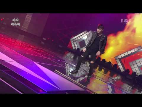 1080p 141226 EXO Sehun,TAO & Infinite It's You Metal Dance battle @ KBS Gayo Daechukje