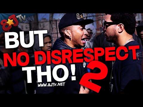@8JTV No Disrespect Tho!