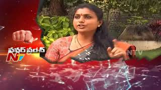 Power Punch: Roja on Trivikram & Pawan Kalyan..