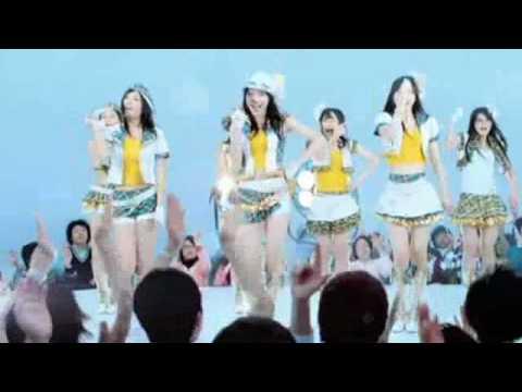2010/3/24 on sale 2nd.Single「青空片想い」  Music Video