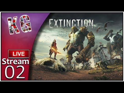 Extinction - LiveStream #01 [FR] Je Découvre le Game Tranquilou ...