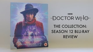 Doctor Who: The Collection: Season 12 Blu-Ray Review